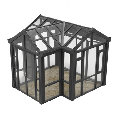 verandas aluminum glass sunroom panels conservator