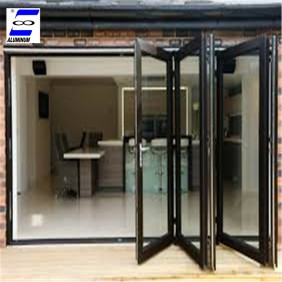 main gate designs aluminum folding bifold door