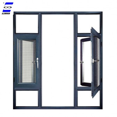 aluminum casement window new designs customized color