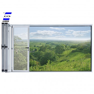 Front door designs exterior aluminium glass folding doors prices