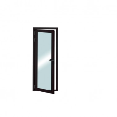 swing interior aluminium alloy commercial kitchen casement door