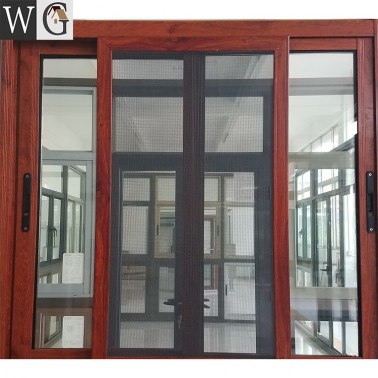 Aluminum window frame mosquito net designs aluminum sliding window prices