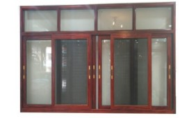 Aluminum windows are highly preferred in commercial application