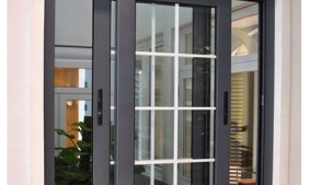 Choose aluminum windows for a bright living place